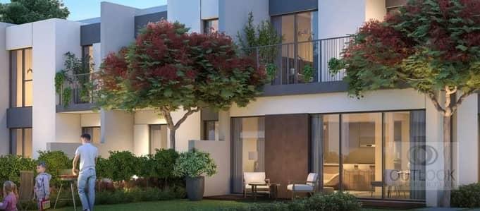 3 Bedroom Townhouse for Sale in Tilal Al Ghaf, Dubai - Prime Location   3 years Post Handover   No Agency Fee