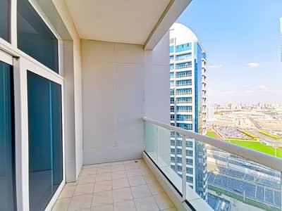 2 Bedroom Flat for Rent in Barsha Heights (Tecom), Dubai - 1 Month Free | 2BR | 75K | 4 Chqs | Chiller Free | High Floor | Pool view | 2 Balcony | 2 Car Parking | Pets Allowed | Near Metro
