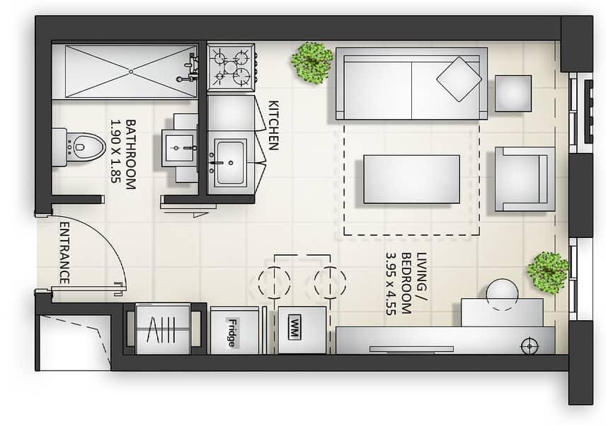 9 Floor plan