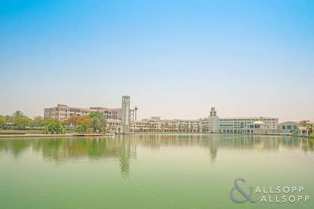 3 Bedroom Apartment for Sale in Green Community, Dubai - 3 Bedroom | Terrace Apartment | Lake Views
