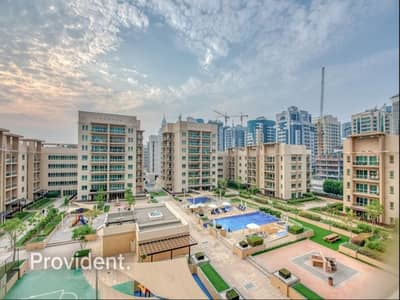 1 Bedroom Flat for Sale in The Greens, Dubai - Extra Large 1 B/R with Stunning Community View