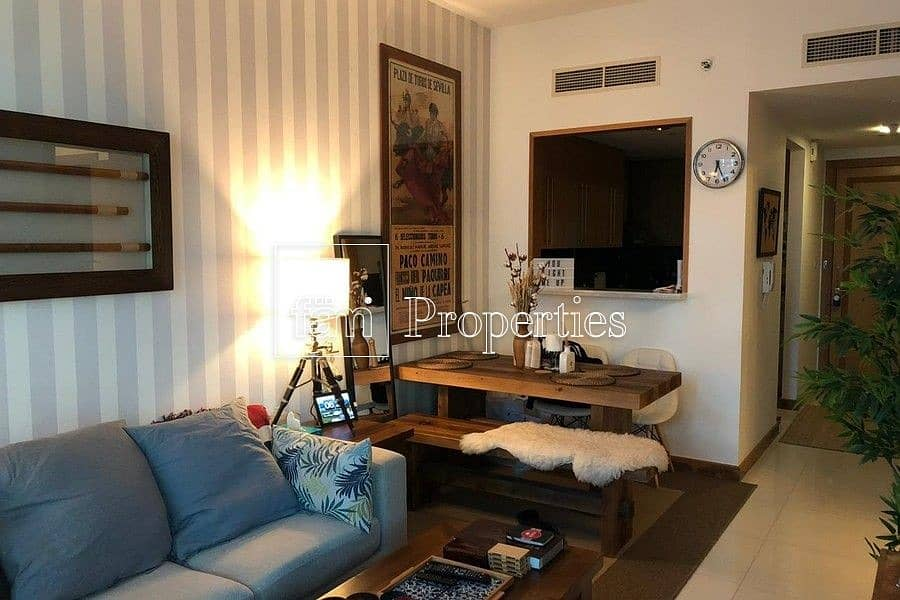2 Full Marina view | Fully furnished | Vacant