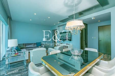 3 Bedroom Flat for Sale in Dubai Marina, Dubai - Prime Largest 3 BR | Fendi Designed | Furnished