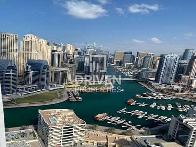 2BR Apartment | High floor | Full Marina