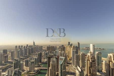 بنتهاوس 4 غرف نوم للبيع في دبي مارينا، دبي - LUXURY UPGRADED HALF FLOOR PENTHOUSE - FULL MARINA VIEW