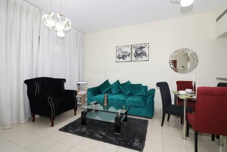 Fabulous 01 BR Apartment in Al Alka 3- The Greens