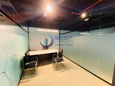 Office for Rent in Barsha Heights (Tecom), Dubai - Fitted Office / Nearby metro station / Community View