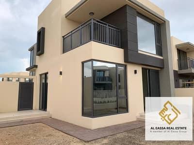 4 Bedroom Townhouse for Rent in Dubai Hills Estate, Dubai - Corner Villa 4 Bhk  Maple 2 Dubai Hills