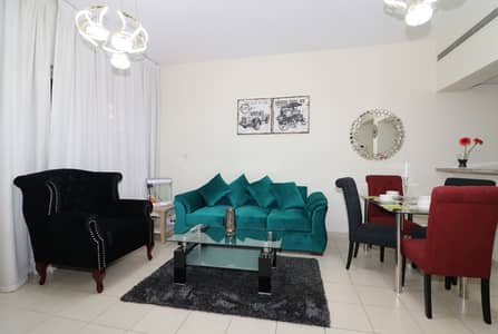 1 Bedroom Flat for Rent in The Greens, Dubai - Modern  01 BR Apartment in Al Alka 3- The Greens
