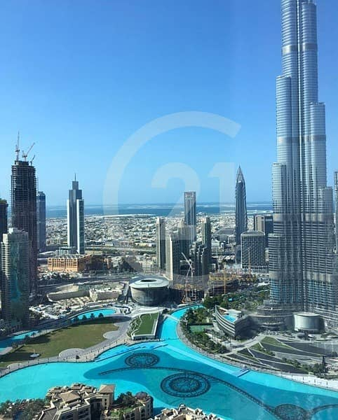 2 1 Bhk available for rent at best location in Downtown Dubai
