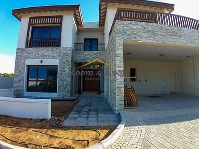 Exclusive Beach Access with this Villa in Al Reem Island