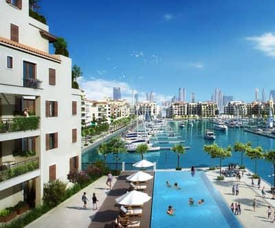 4 Bedroom Apartment for Sale in Jumeirah, Dubai - Full View of Burj Khalifa | Beach access | 4 Bed