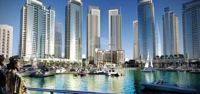 Creek View | Burj Khalifa View | 4 Bed Penthouse
