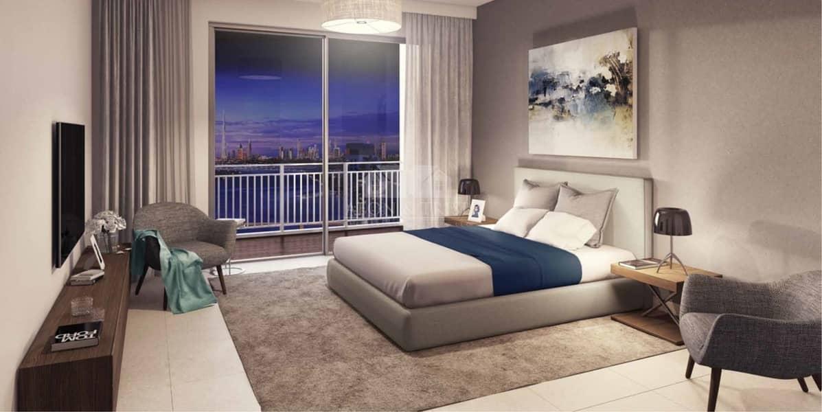 17 Creek View | Burj Khalifa View | 4 Bed Penthouse