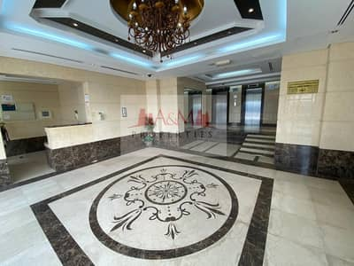 EXCELLENT DEAL: 2 Bedroom Apartment with Basement  parking in Mamoura 65000 only.!
