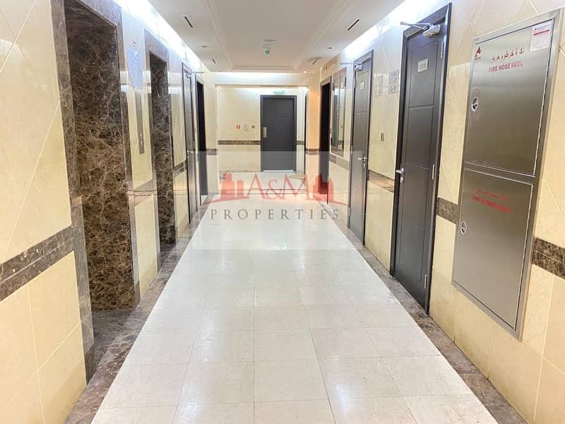 2 EXCELLENT DEAL: 2 Bedroom Apartment with Basement  parking in Mamoura 65000 only.!