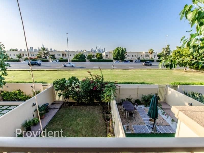 11 Single Row | Rented | Spacious Type 4E Villa