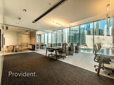 Office for Rent in DIFC, Dubai - Fitted & Furnished with Great Views