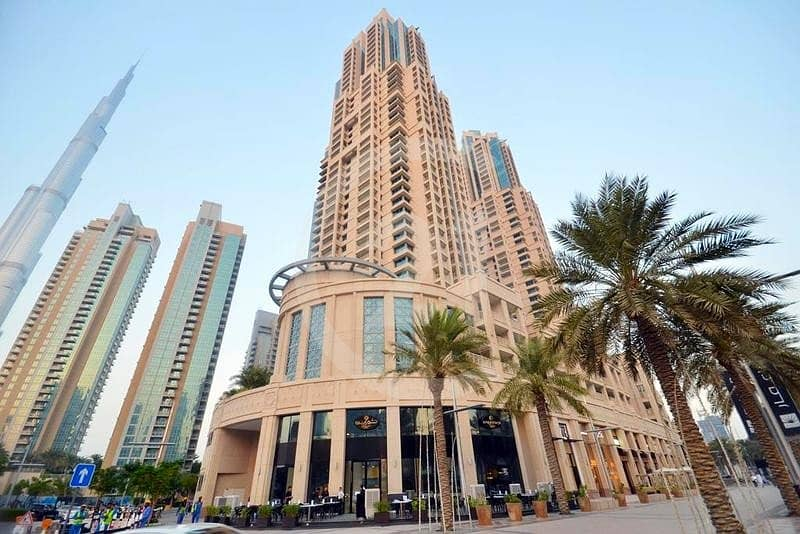 9 A stylish apartment for rent along Burj Khalifa area
