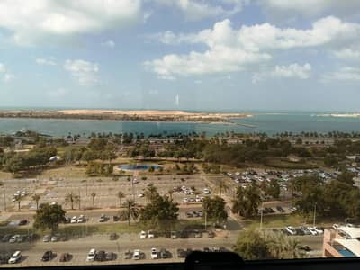 Sea View! 3 Spacious BHK With Maids Room, Car Parking.