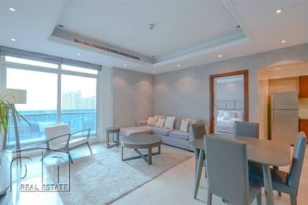 شقة 1 غرفة نوم للبيع في دبي مارينا، دبي - Motivated to Sell | Marina View | High floor