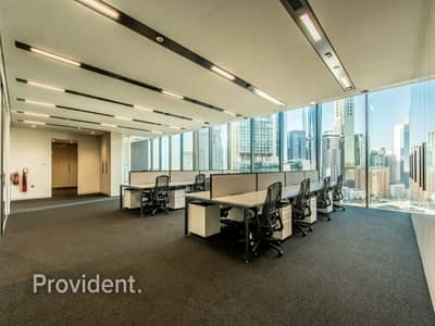 Office for Rent in DIFC, Dubai - 39 Visa Allowance | DIFC View | Vacant Now