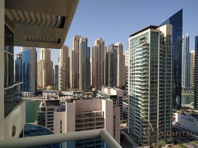 2 Bedroom Apartment for Rent in Dubai Marina, Dubai - Delightful 2 Bedroom Apartment I Cascades Tower