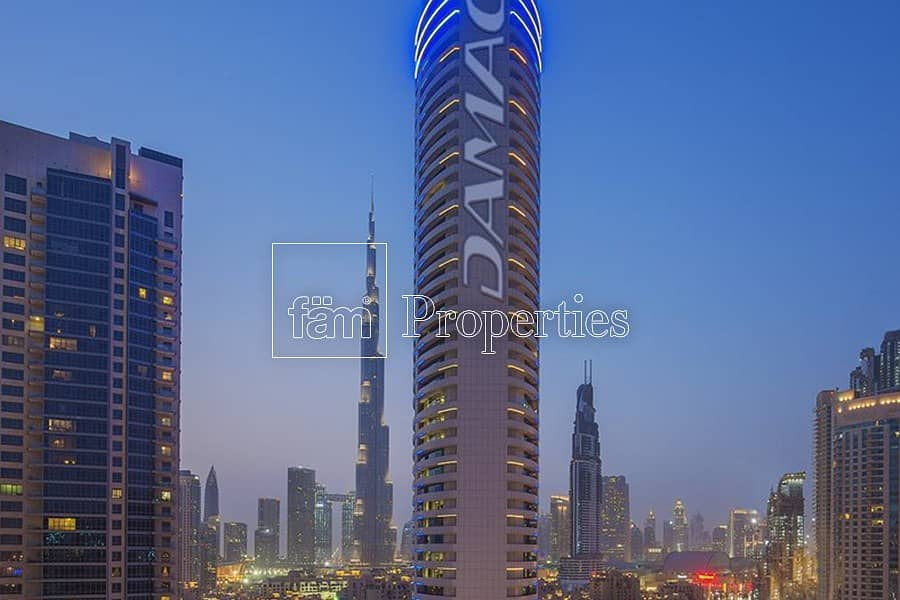 16 Distinction High Floor   Furnished Hotel