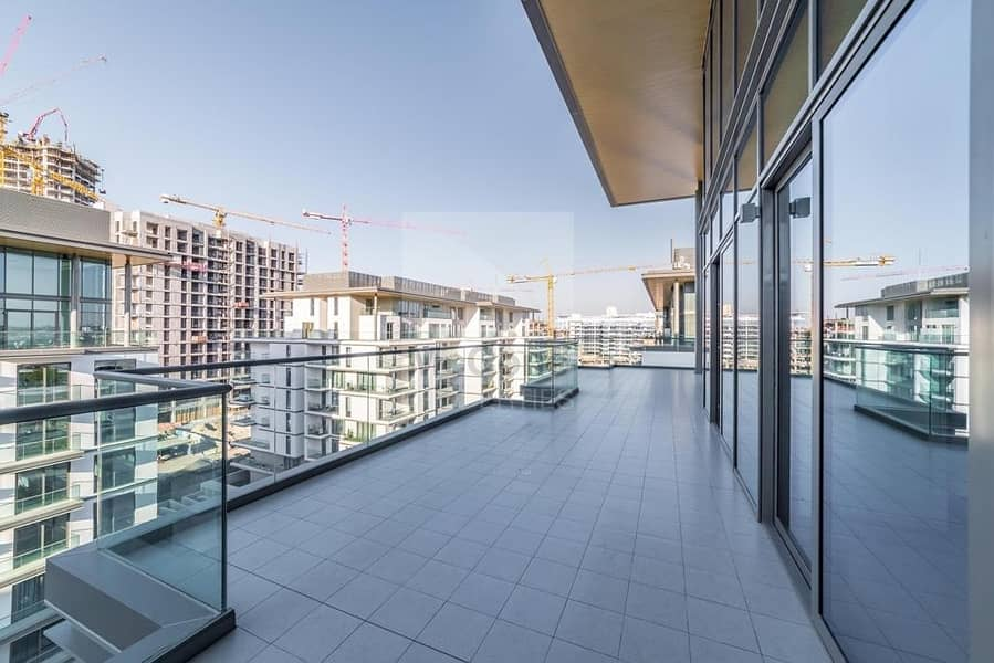 Large Terrace | Brand New | High Floor