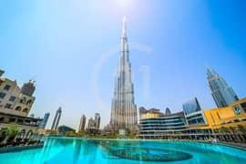 Luxurious 2 Bedroom apartment | Above 50th floor I Burj Khalifa I  for rent