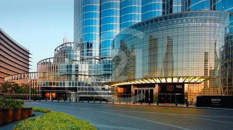 2 Luxurious 2 Bedroom apartment I Burj Khalifa I Furnished for rent
