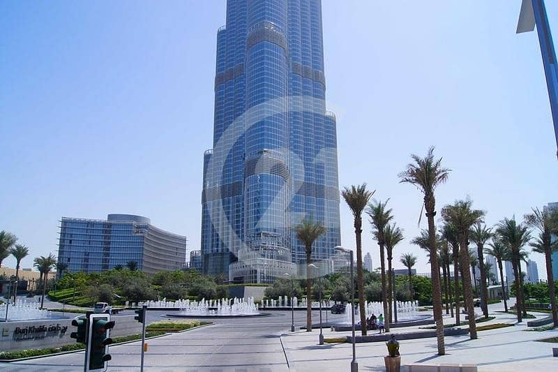 11 Luxurious 2 Bedroom apartment I Burj Khalifa I Furnished for rent