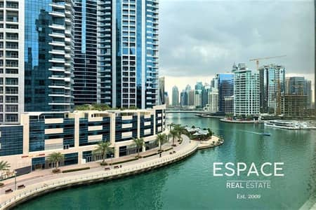2 Bedroom Flat for Rent in Dubai Marina, Dubai - Chiller Free | Marina Views | Vacant