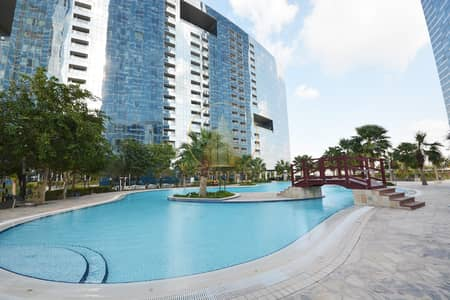 1 Bedroom Apartment for Rent in Al Reem Island, Abu Dhabi - Ready to move fantastic amenities 4 payments