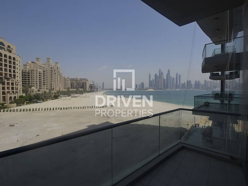 3 Bedroom Apartment with Partial Sea View