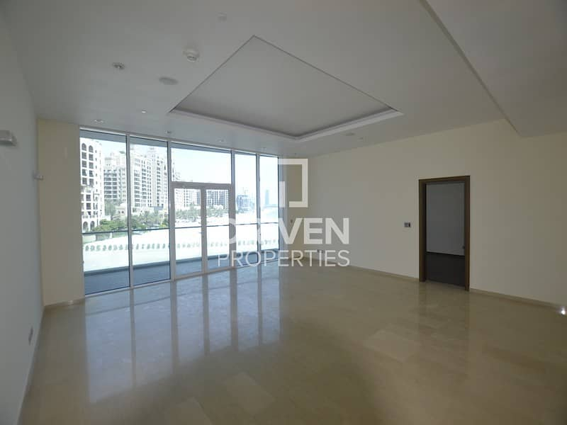 2 3 Bedroom Apartment with Partial Sea View