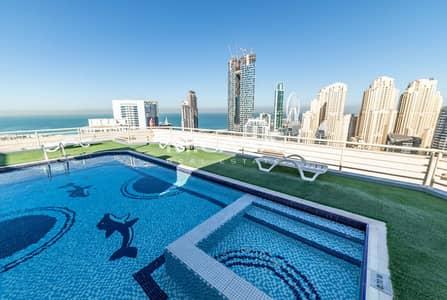 فلیٹ 3 غرف نوم للبيع في دبي مارينا، دبي - 3 bedroom apartment for sale in Dubai Marina