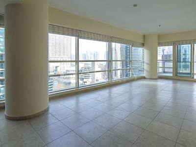 3 Bedroom Apartment for Rent in Dubai Marina, Dubai - Bright Chiller Free Unit | Full Marina View