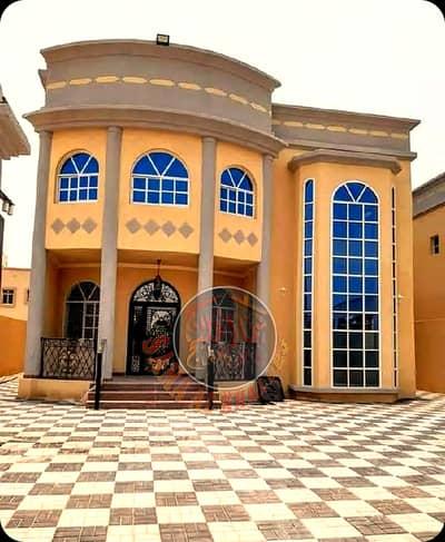 فیلا 5 غرف نوم للبيع في المويهات، عجمان - فيلا فخمة - تشطيبات سوبر ديلوكس _ مساحة بناء كبيرة