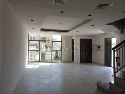 4 Bedroom Townhouse for Rent in Jumeirah Village Circle (JVC), Dubai - Utmost Luxury | Brand New TH Modern Finishing
