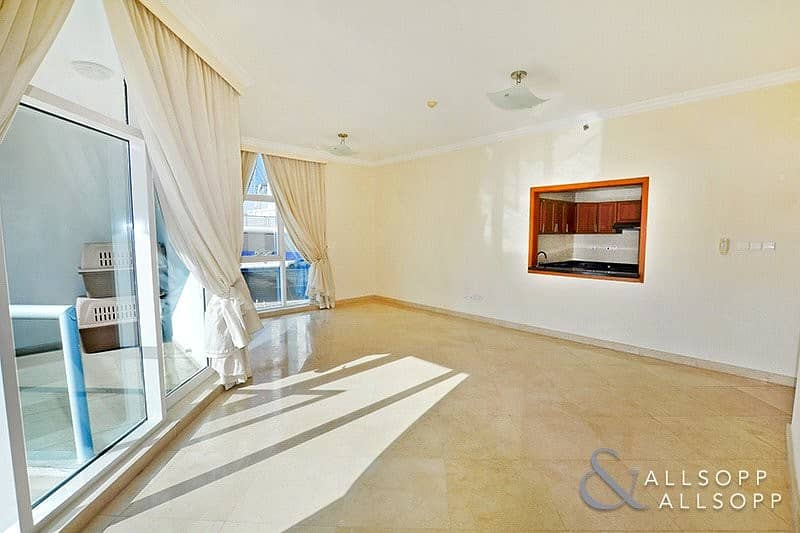 Marina View | Corner Unit | Large Balcony
