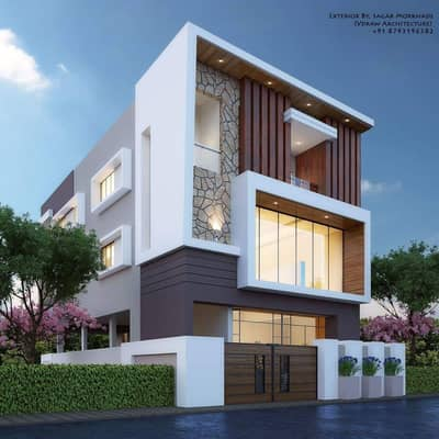 5 Bedroom Villa Compound for Sale in Khalifa City A, Abu Dhabi - 2 Villa in Khalifa City