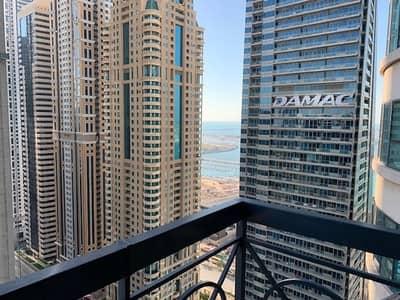 4 Bedroom Apartment for Rent in Dubai Marina, Dubai - 4 bedroom + M + Laundry I Al Seef Tower I