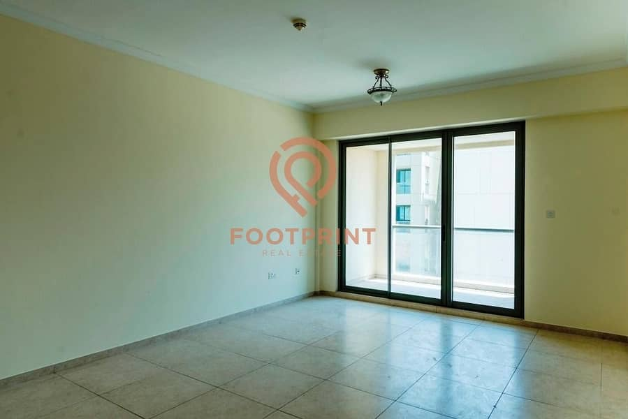 10 1 Bedroom | Community View | Rented | Sapphire Residence