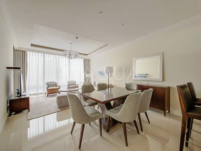 2 Bedroom Apartment for Sale in Downtown Dubai, Dubai - Best Layout Full Burj and Fountain View High Floor
