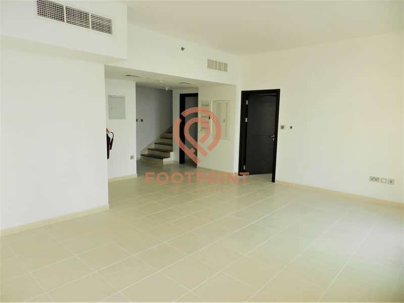 14 Amazing View | 3BHK+Maid  Duplex| Mangrove Place |