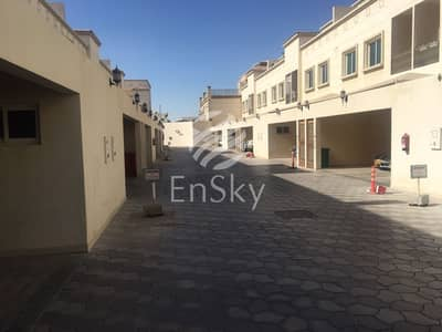 Studio for Rent in Khalifa City A, Abu Dhabi -  Water and WIFI
