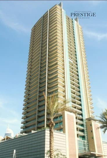 1 Bedroom Apartment for Rent in Downtown Dubai, Dubai - High Floor I 1 Bed Apt I Pool View I Downtown