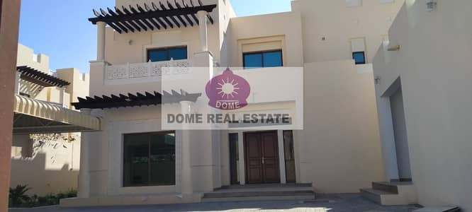 6 Bedroom Villa for Rent in Umm Suqeim, Dubai - 6 B/r Indp Double storey villa in Umm suqeim-Jumeira Beach road