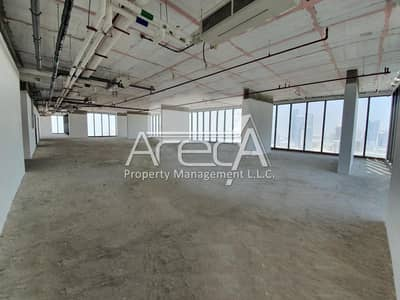 Office for Sale in Al Reem Island, Abu Dhabi - Great Investment Opportunity - Own a Shell & Core Office Space in Al Reem